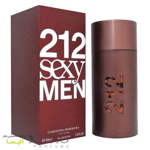 ادکلن کارولینا هررا 212 س--ی مردانه