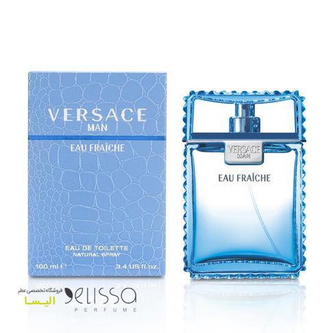 6bc47d205 ادکلن ورساچه من او فرش - قیمت و خرید Versace Man Eau Fraiche - عطر الیسا