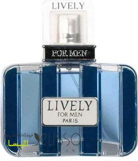 ادکلن لایولی مردانه (آبی)