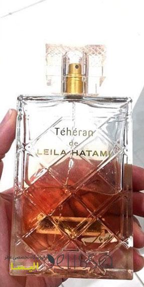 عطر لیلا حاتمی تهران زنانه
