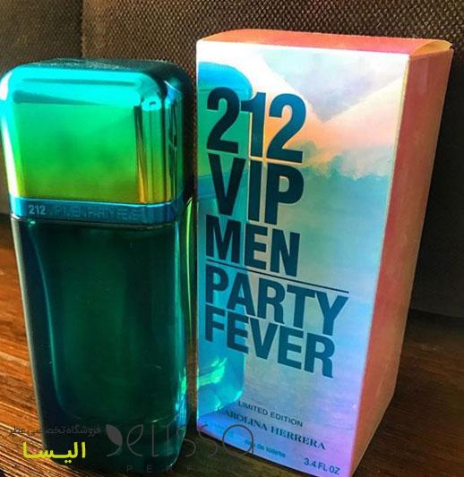 عطر ۲۱۲ وی آی پی من پارتی فور مردانه