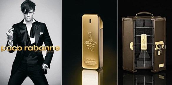 ادکلن پر طرفدار paco rabanne 1million 18 carats-luxe edition perfume