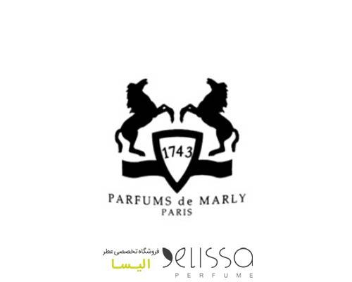 لوگو برند عطر parfums de marly