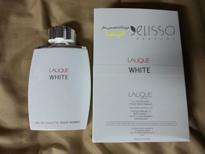 LALIQUE WHITE لالیک سفید