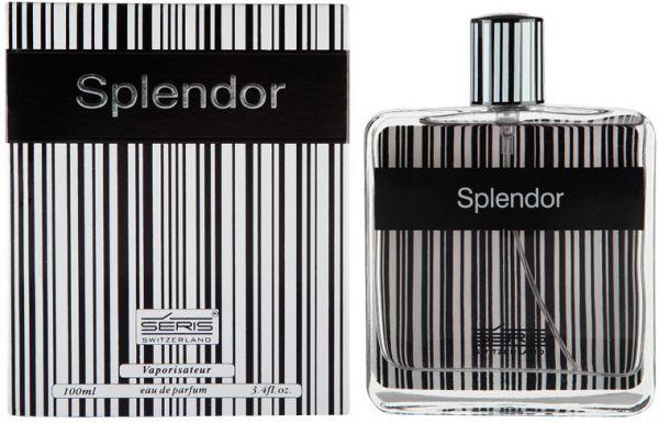 عطر ارزان مردانه اسپلندور بلک مشکی
