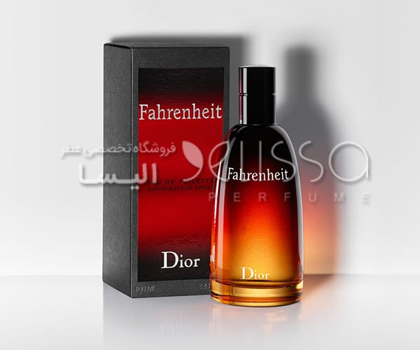 عطر مردانه خنک دیو فارنهایت