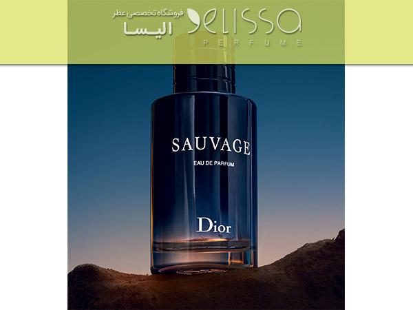 ساواج مردانه sauvage by dior eau de parfum