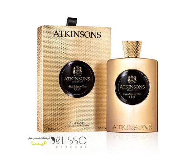 عطر اتکینسونز (اتکینسون) هیز مجستی د عود مردانه