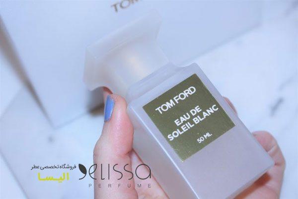 عطر تام فورد ادو سولیل بلانک