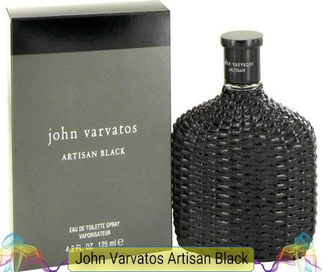 John Varvatos Artisan Black