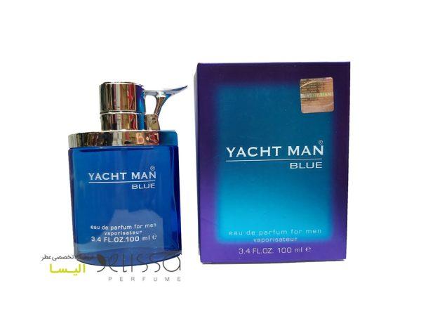 ادکلن یاچ من آبی مردانه