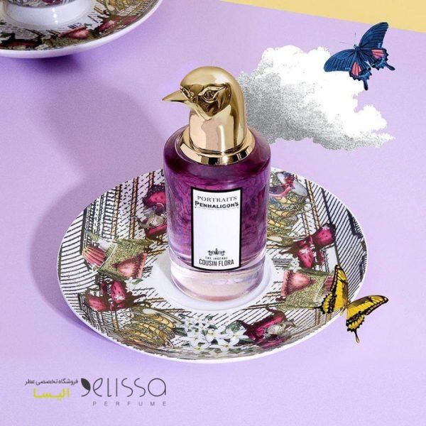 عطر پنهالیگونز کبوتر-د آنجنیو کازین فلورا