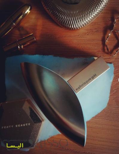 عطر کالوین کلین ایفوریا پیور گلد زنانه